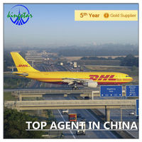 DHL international shipping rates to Cuba from shenzhen
