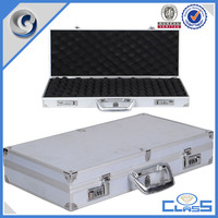 manufacturing high quality silver aluminum box tool case tool box suitcase