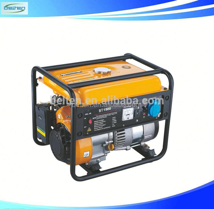 Small Electric Generator : Kw mini electric generator micro used