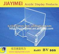 acrylic Visiting Card Box , box for business card, Card Holder Acrylic |