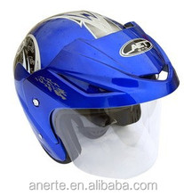 Anerte cheap popular safe half face moto helmet B-89 abs/pp industrial safety helmet