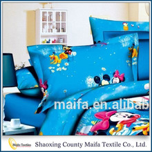 2015 New design Competitive price Living room bedsheet with quilt set
