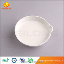 Antibacterial zinc oxide fluid for clothing auxiliary agent