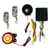 motorcycle alarm with remote start control horn