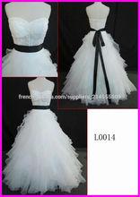 chérie sexy décolleté magnifique robe de mariée 2013 de mode