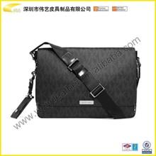 handmade PU leather men fashion handbags for 2015,