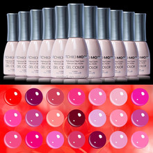 Competitive price soak off gel polish, 15ml gel polish, 240 colors gel polish