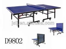 liju formación fabricante de equipos de tenis de mesa de mesa