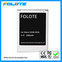 1900mAh for SAMSUNG for Galaxy S4 SIV MINI 9190 i9195 Battery for B500AE