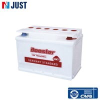 High Temperature Resistant 12v 75ah auto car accumulator battery DIN75