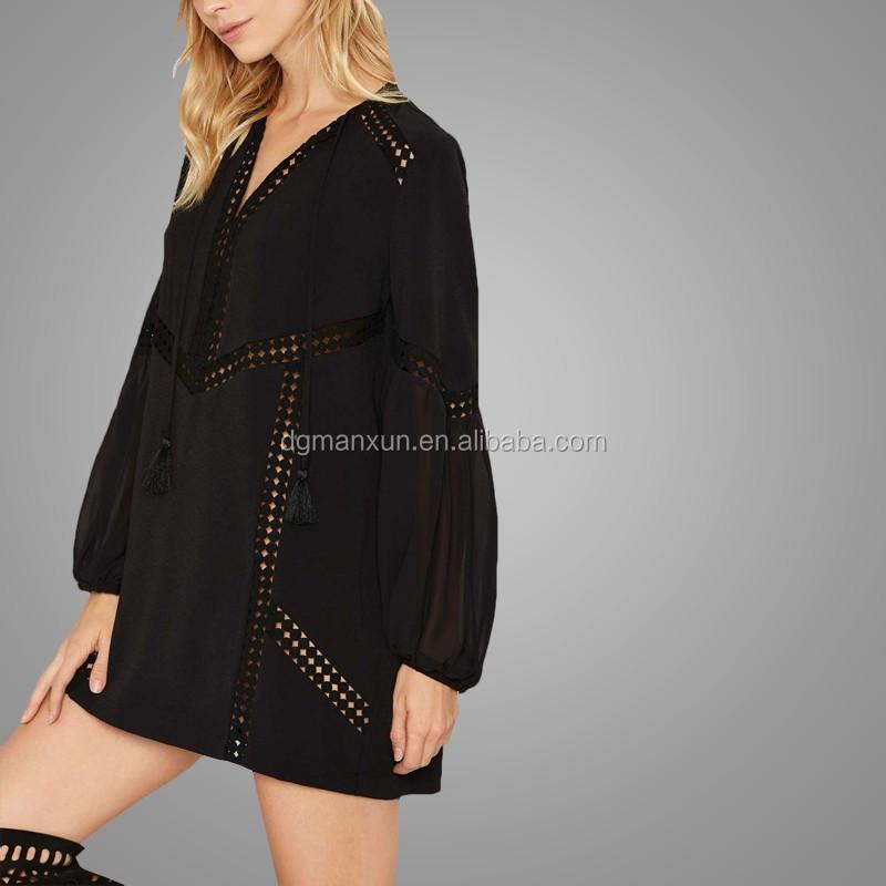 2016 China Supplier Black Women Mini Dress Wholesale Ladies Clothing Online3.jpg