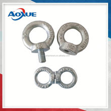Hardware Tool Din580 Eye Bolt And Din582 Eye Nut
