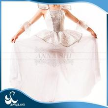 Dance wear supplier Top selling Spandex Classical adult ballet dance dresses pictures