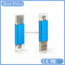 Cheap wholesale otg usb flash drive 8gb&16gb&32gb&64gb with best price