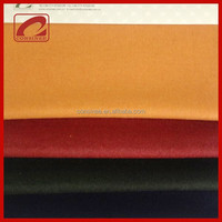 Stylish wool cashmere blend fabric for high end coat