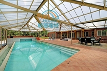 4mm polycarbonate sheet hard plastic swimming pools cover