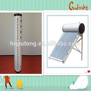 Tubo de calor aquecedor Solar de água de projeto de sistema coletor Solar térmico