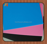 rough surface thermoforming ABS laser engraving sheet/board/plate