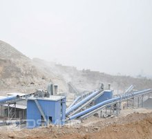 DSMAC provide the complete rock crushing plant