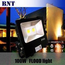 hot new products 50 watt most powerful high power outdoor led flood light with sensor, 100w led flood light