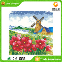 Short Lead Time Bedroom Decor Wall Art Plastic Stone painting design