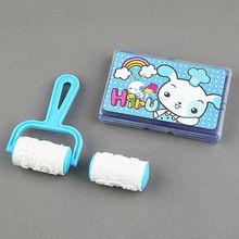 INTERWELL LWS671 Kids Toy Roller Rubber Stamp, Custom Roller Stamp