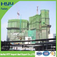 Plastic netting building construction hardware