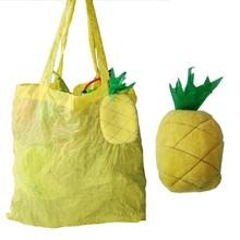 Professional Factory Supply nylon foldable shopping bag for foldable gift bag
