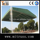 Fora truss telhado de alumínio para venda