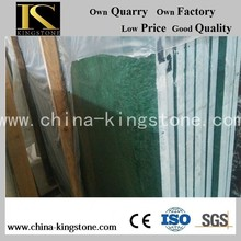 good quality low price indian green marble with low price in stock