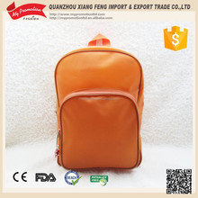Summer holidays teenagers' large beautiful blank backpack travel bag