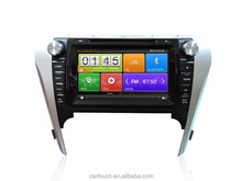 for Toyota Camry 2012 touch screen car dvd gps navigation