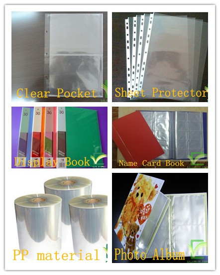 Clear sheet protector a4 punched pockets buy punched pocketsclear initpintug colourmoves