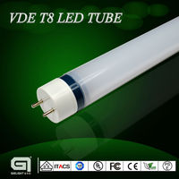 Gielight led 4ft tube t8 2700-6500k 1200mm 120cm 1.2m 18w high brightness warm cool white t8