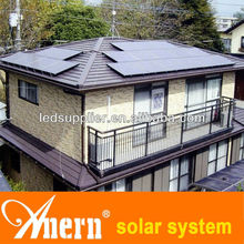 High Stability and High Efficiency IP65 5000W solar system energy