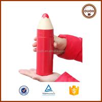 New design ballpoint pen shape vacuum flask