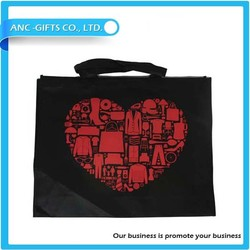 full color print shopping bag non woven bags manufacturer