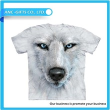 custom mens 3d t-shirt fashion women 3d printing t shirt