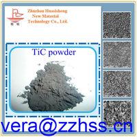 titanium carbide powder 99.5% purity TiC powder use in high wear resistant coating 3D printing ,titanium carbide powder