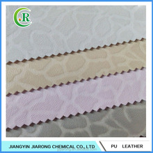 Upholstery Leather PU for Car Interior and Sofa