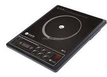 induction cookware with 3500W hight power , push button control cooker