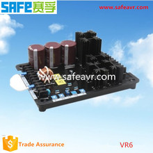 china generator avr voltage regulator VR6