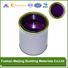 best price glass paint concrete floor varnish for glass mosaic