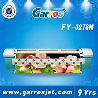 Infiniti challenger FY-3278N Large format Inkjet printer(3.2m,8 spt 10/50pl heads,fast speed 157sqm/h)