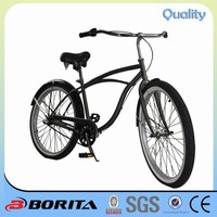 China Borita Cheap Beach Cruiser Batman Bike Custom Cruiser Bicycles