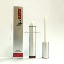 Lip plumping serum for beauty lips
