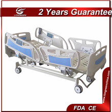 LG-E502 Top sales 5 function electric motor hospital bed