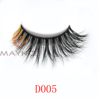 high quality eyelash extension lashes mink false lashes with cheap price 100% real 3d mink