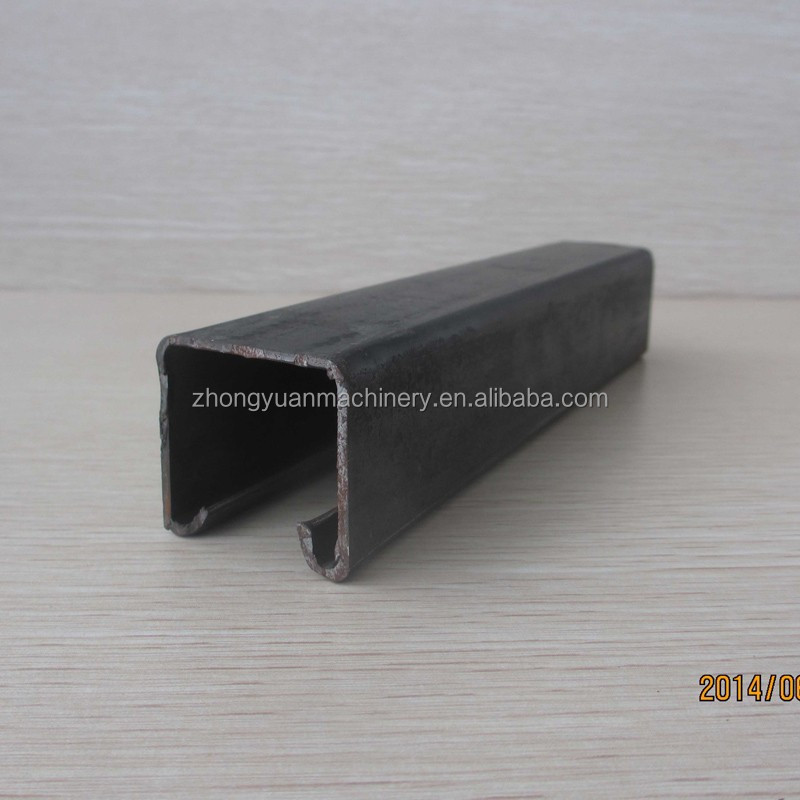 Channel Guide Detail Roll Dorr