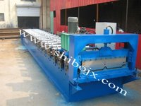 full AUTOMATIC joint hidden metal sheet roof mould profile ROLL FORMING MACHINE